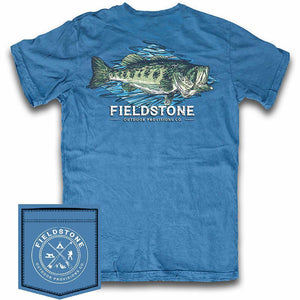 Fieldstone Large Mouth Youth T-Shirt