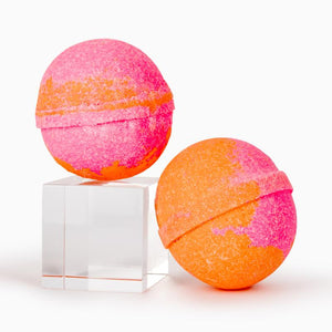 Cait + Co Orange Agate Bath Bomb