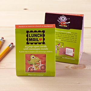 KIDS LUNCH MAIL - Monsters