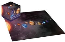 Load image into Gallery viewer, SOLAR SYSTEM - The Really Tiny Puzzle Company 100 piece puzzle cube