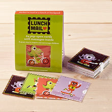 Load image into Gallery viewer, KIDS LUNCH MAIL - Monsters