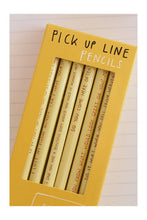 Load image into Gallery viewer, PICK UP LINE PENCILS - Pencil set