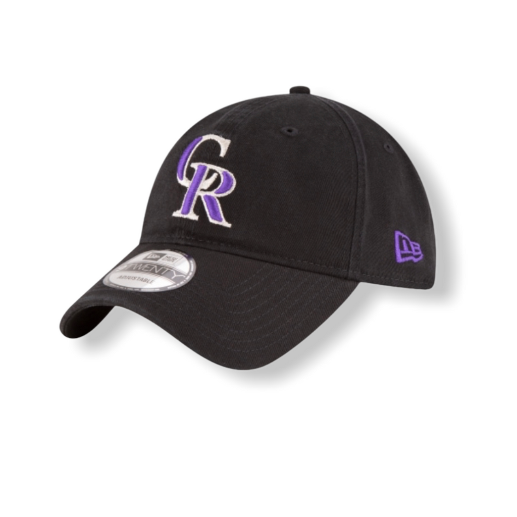 NEW ERA: Colorado Rockies Core Classic Strapback 11417815 - On Time Fashions Tuscaloosa