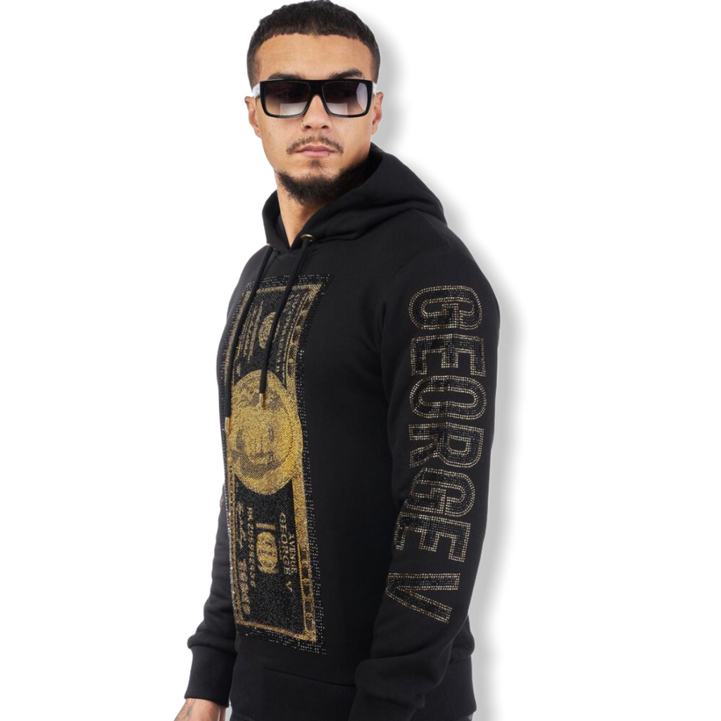 GEORGE V: GV2082 HOODIE - On Time Fashions Tuscaloosa
