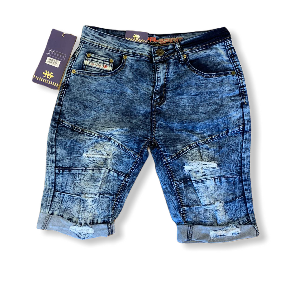 VIZIO: Denim Short 62889 - On Time Fashions Tuscaloosa