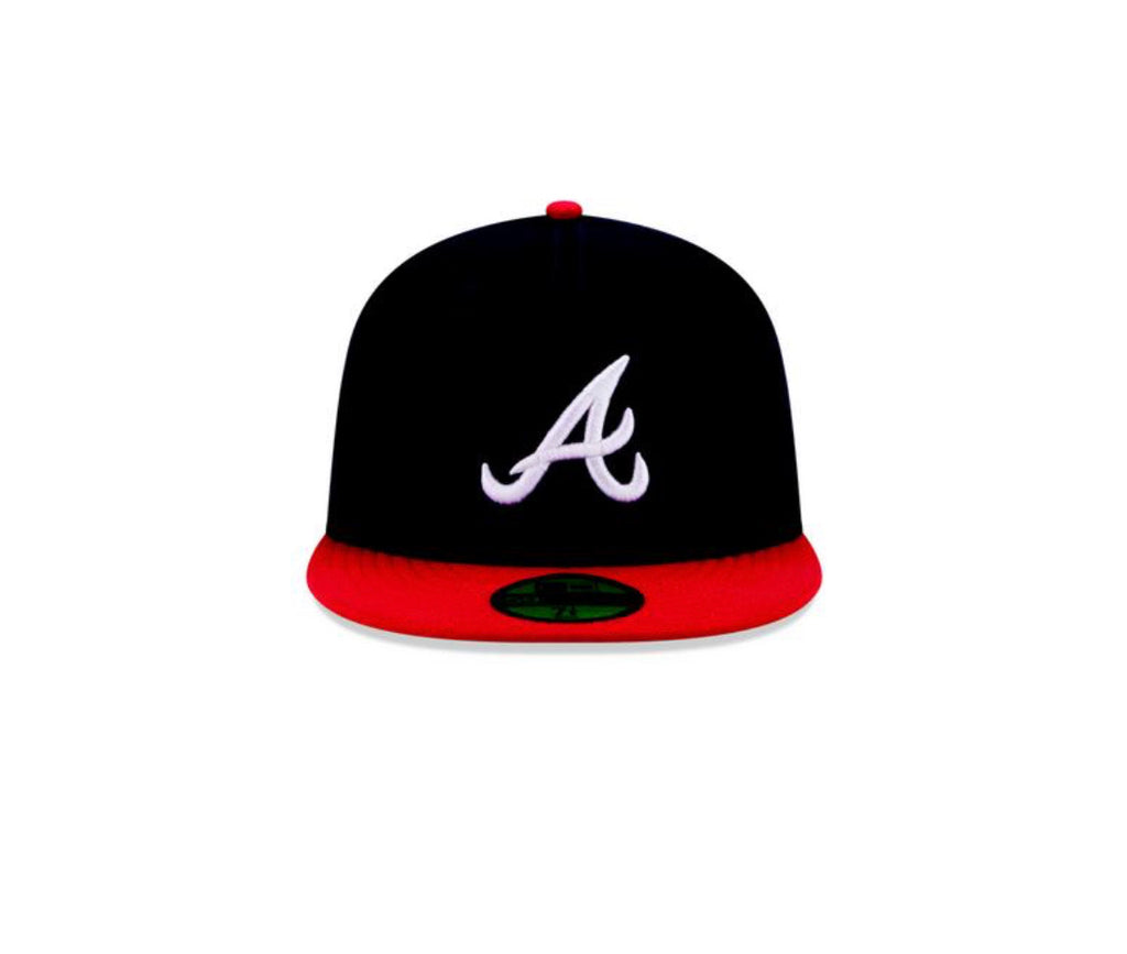 Atlanta Braves Home 70361069 - On Time Fashions Tuscaloosa
