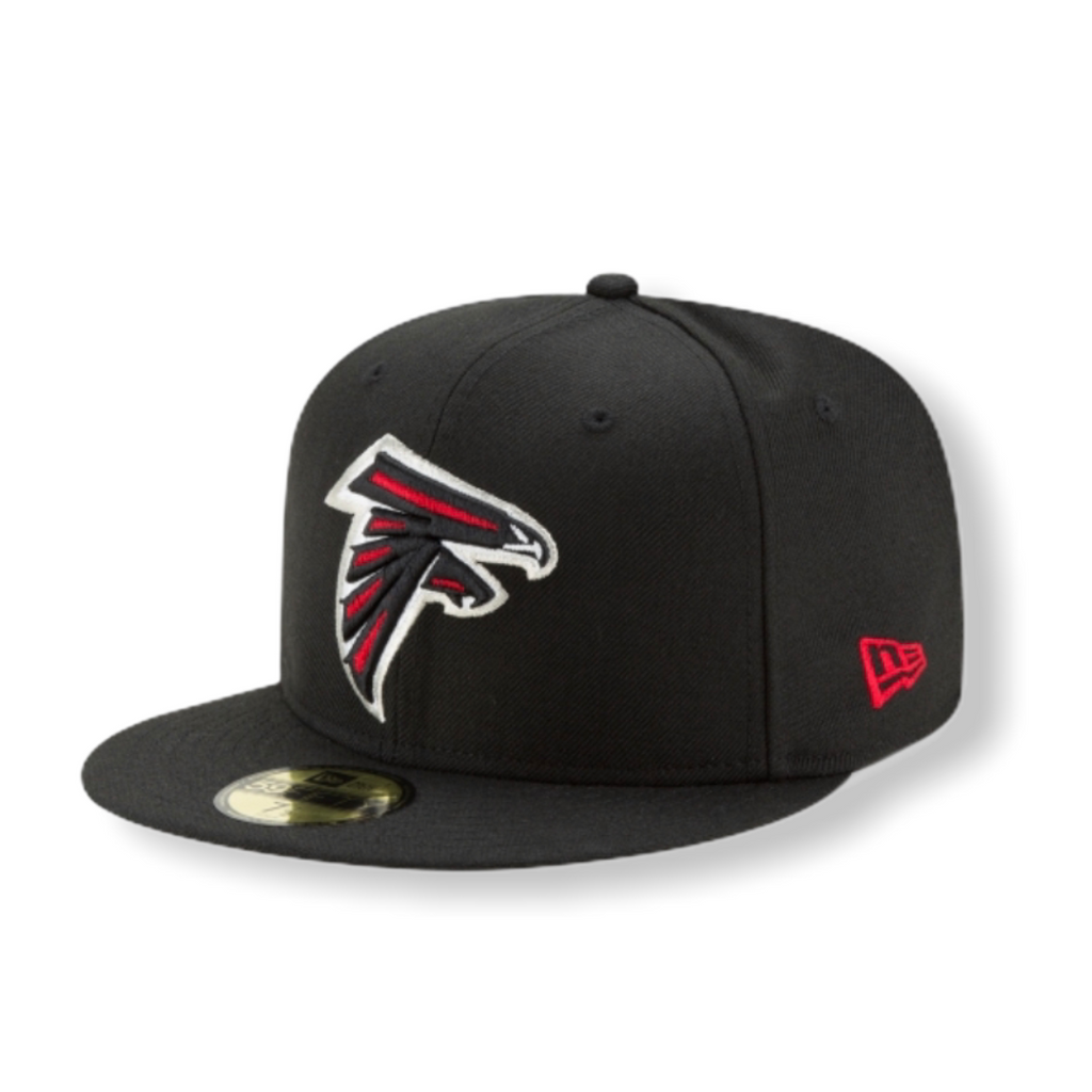 Atlanta Falcons Basic Fitted 70338470 - On Time Fashions Tuscaloosa