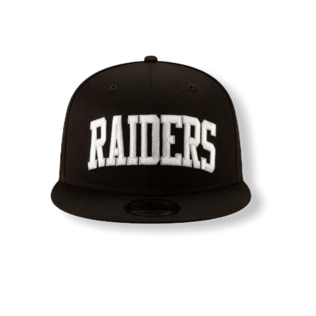 Las Vegas Raiders Basic Snapback 11872954 - On Time Fashions Tuscaloosa