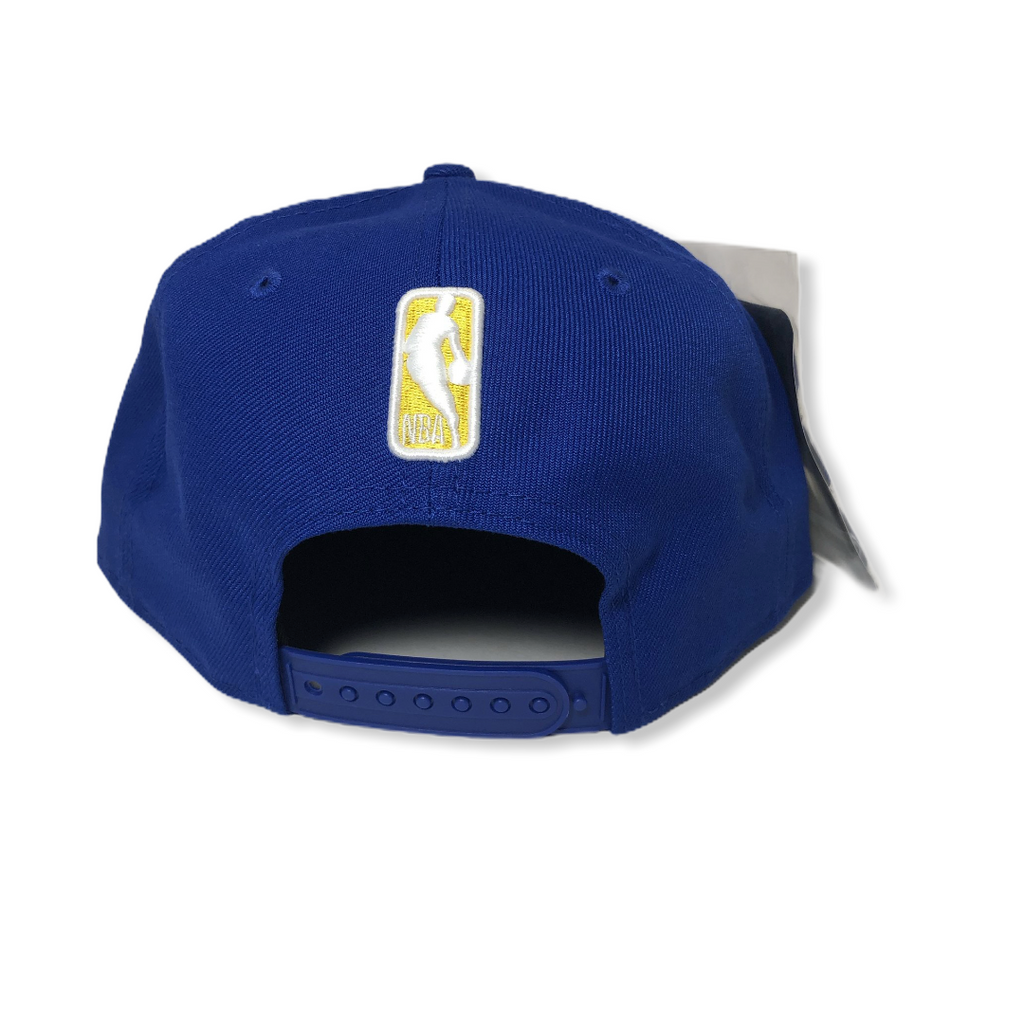 Golden State Warriors Patched Snapback 80781660 - On Time Fashions Tuscaloosa