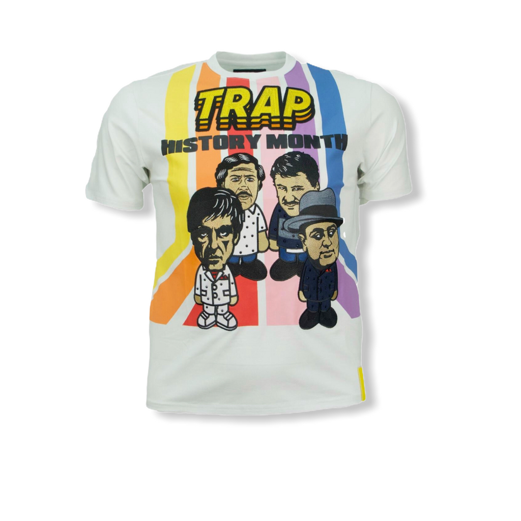 FROST ORIGINALS: Trap History Tee F126 - On Time Fashions Tuscaloosa