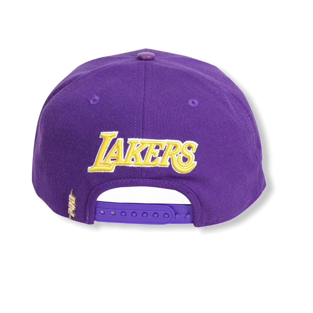 PRO STANDARD: LA Lakers LA Crown Snapback - On Time Fashions Tuscaloosa