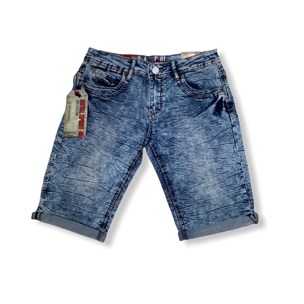 VIZIO: Medium Acid Wash Short 64779 - On Time Fashions Tuscaloosa