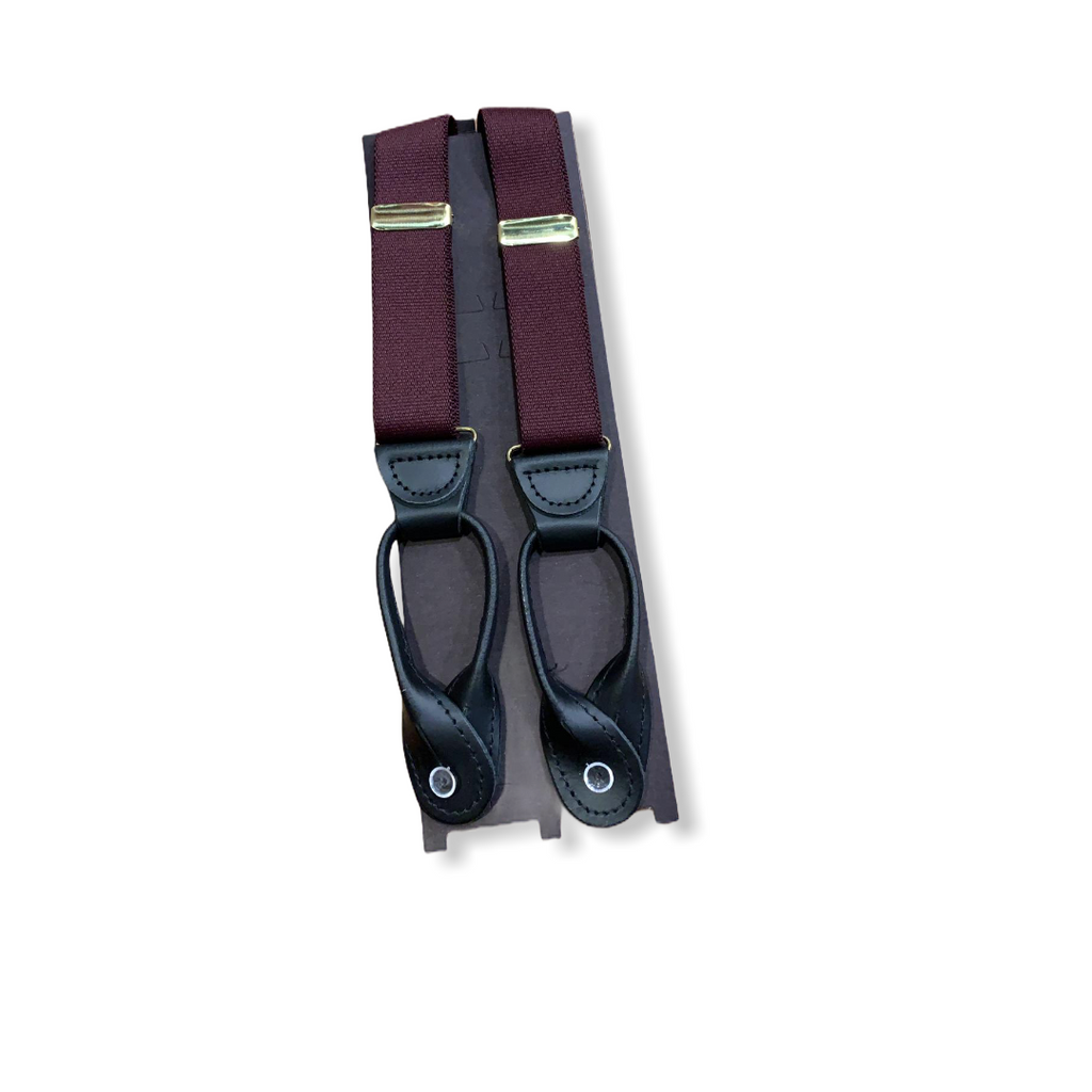 Button Suspenders - On Time Fashions Tuscaloosa
