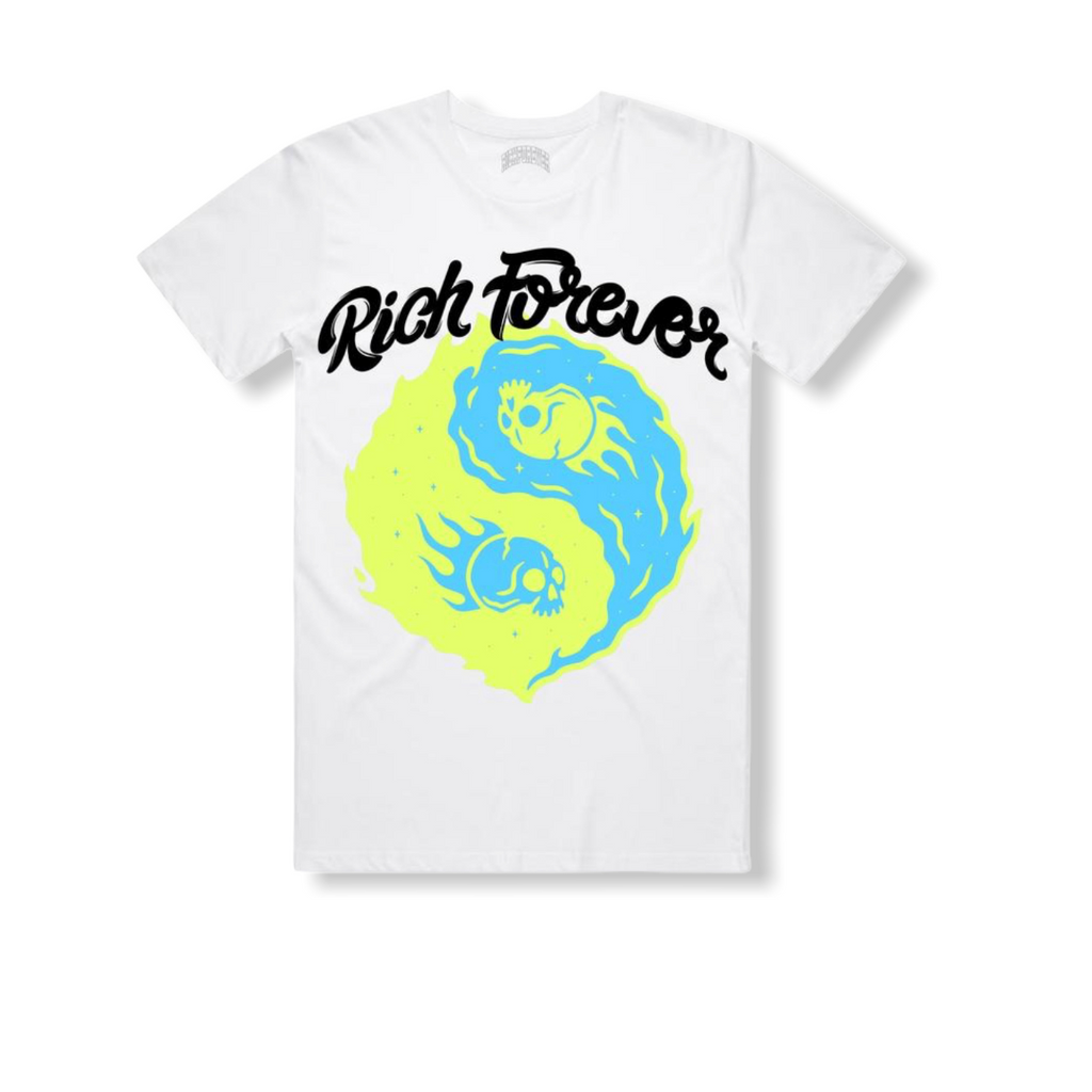 RICH FOREVER: Yin Yang Tee - On Time Fashions Tuscaloosa