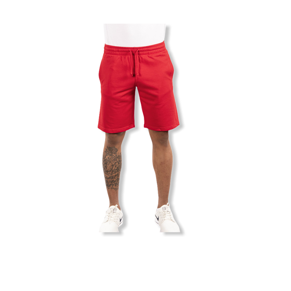 CITY LAB: Terry Fleece Shorts TF014SS - On Time Fashions Tuscaloosa