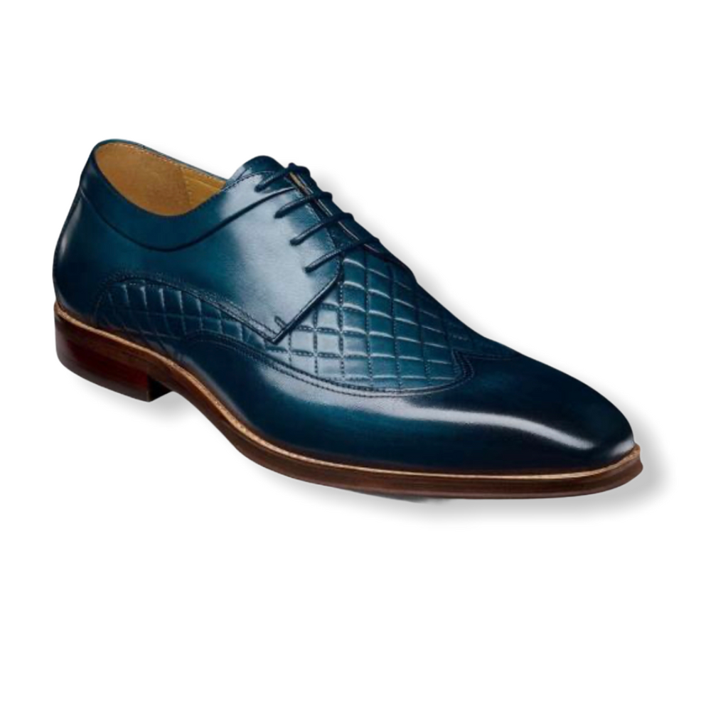 STACY ADAMS: Watson Wingtip Oxford 25412 - On Time Fashions Tuscaloosa