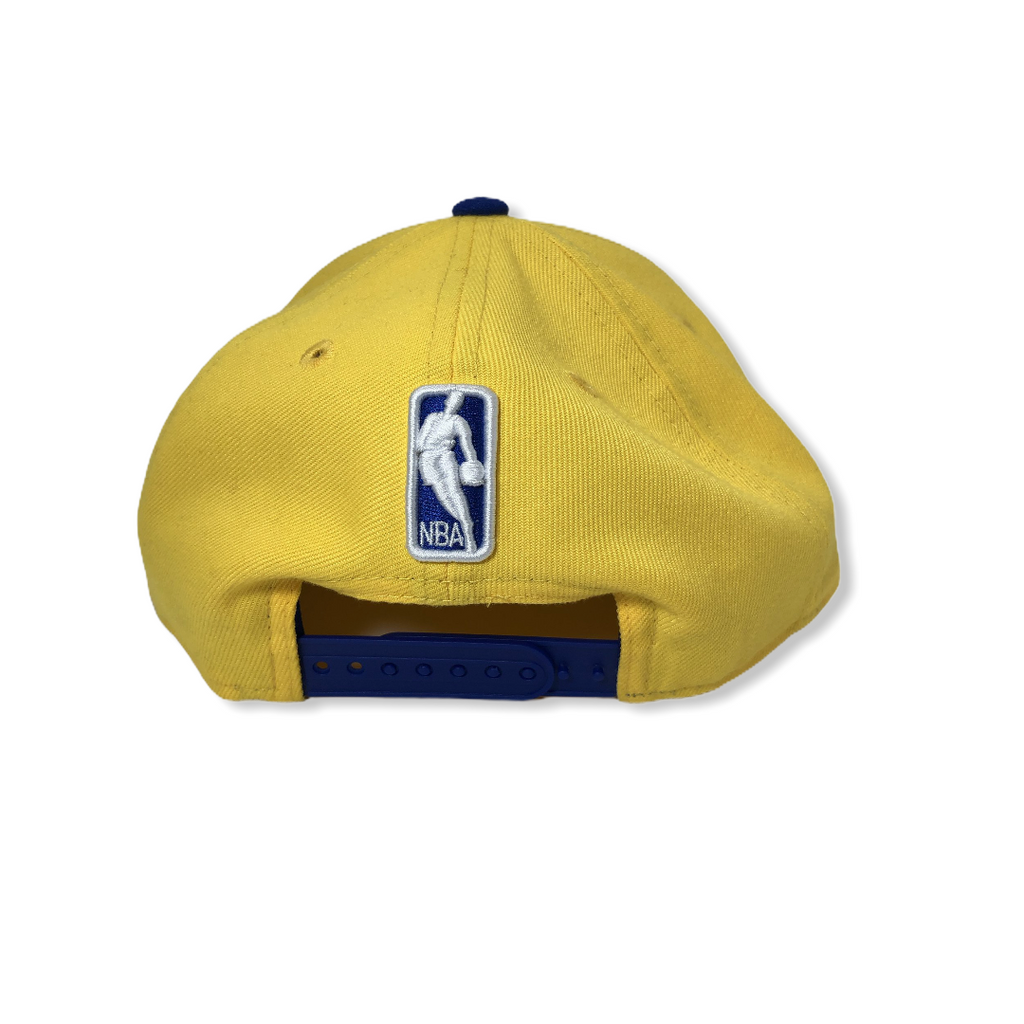 Golden State Warriors Solid Shine Snapback 80577448 - On Time Fashions Tuscaloosa
