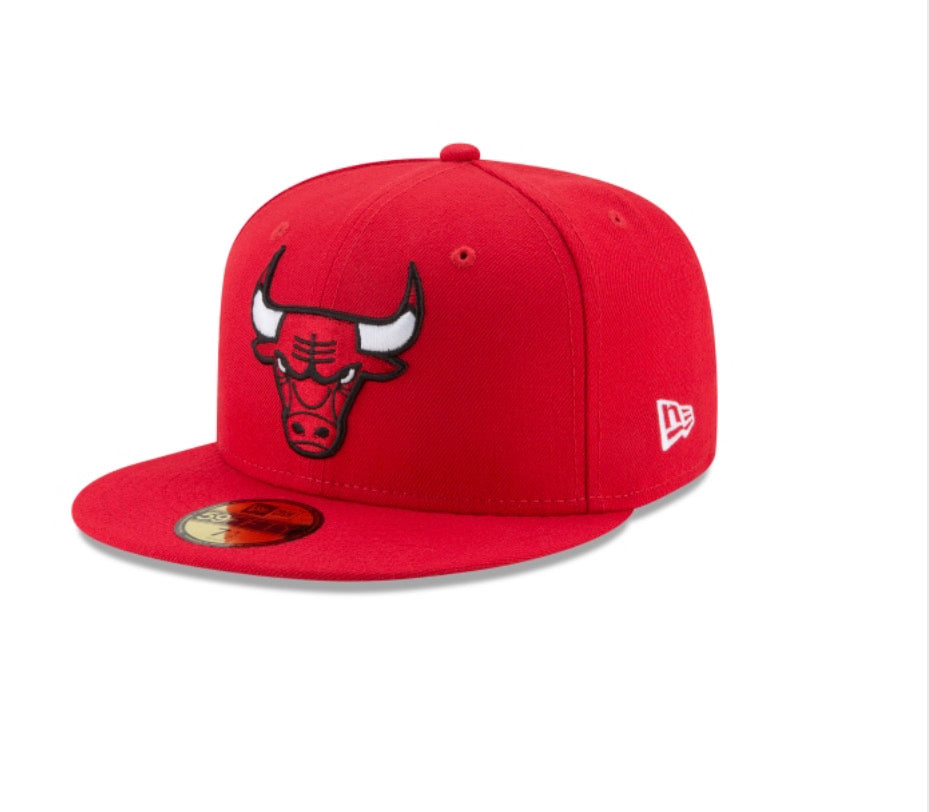 Chicago Bulls OTC Red 70343295 - On Time Fashions Tuscaloosa