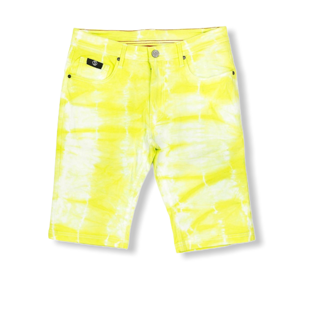 SWITCH: Tie Dye Shorts PS0724 - On Time Fashions Tuscaloosa