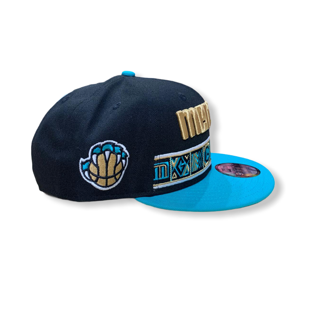 NEW ERA: 2020 Memphis Grizzlies City Series 60102601 - On Time Fashions Tuscaloosa