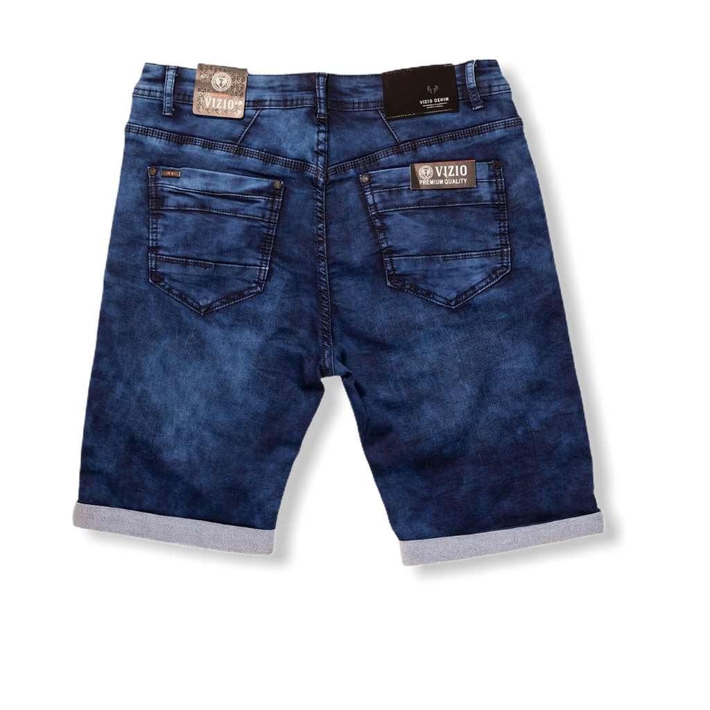 VIZIO: Vintage Denim Short 306-4232 - On Time Fashions Tuscaloosa