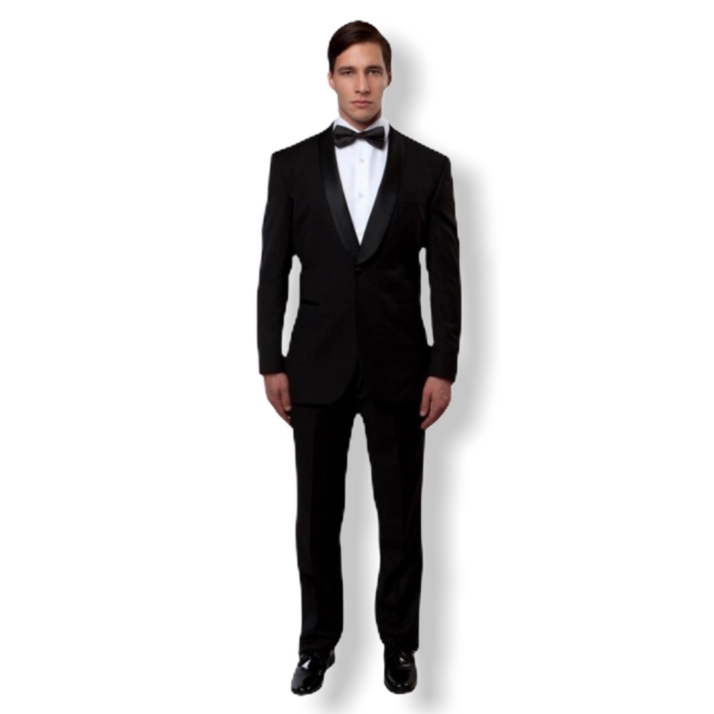 Bryan Michaels 2pc. Slim Tux MT146S - On Time Fashions Tuscaloosa