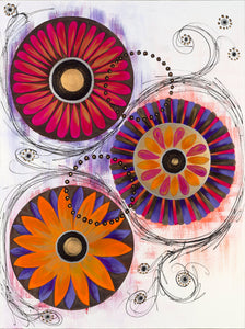 Optimism Original Oil Painting