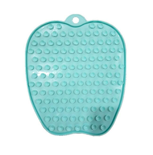 Pregnant Women Without Bend Over Shower Foot Massager Scrubber/ Cleaner Pad Mat