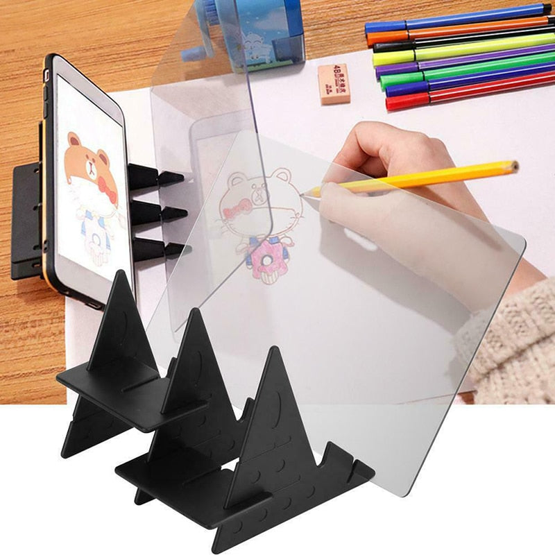 Optical Drawing Board