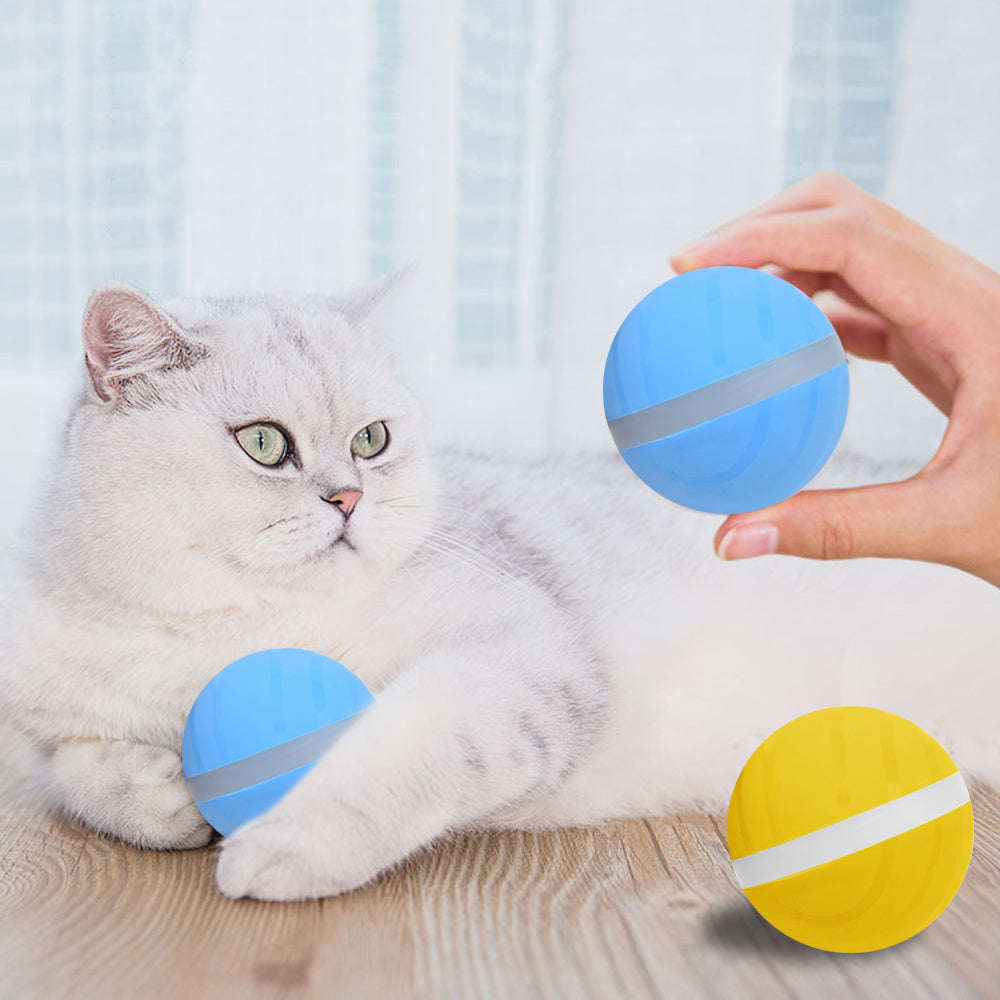 Waterproof Motion Activated pet Ball