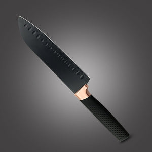 Rose Gold Japanese Style Chef Knife