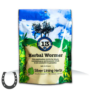 Herbal Wormer - 1 lb Bag