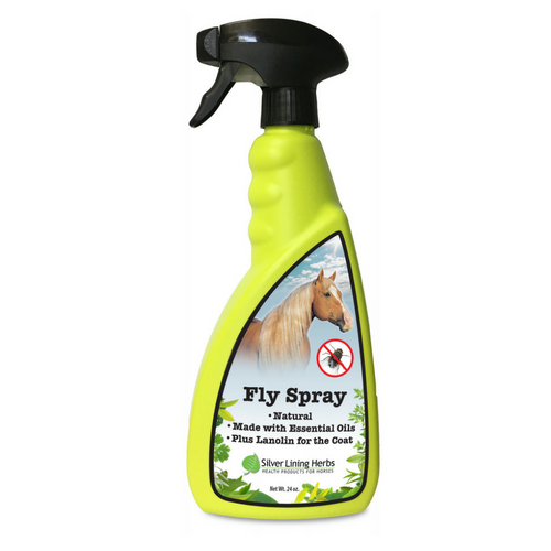 Natural Fly Spray