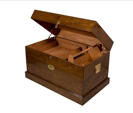 Wood Tack Trunk