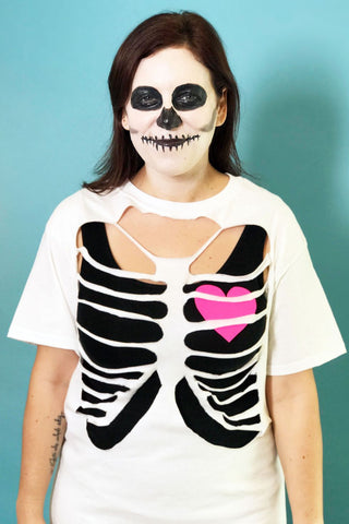 Skeleton Halloween Costume