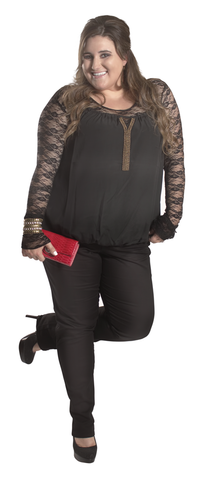 Plus Size Layering and Clothing Options, XXXL XXL