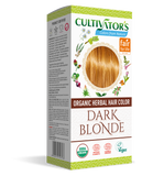ORGANIC HERBAL HAIR COLOR DARK BLONDE