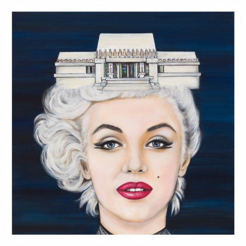 candian visual artist Karen Robb from Winnipeg Manitoba  created frankly speaking to show feminism art which respresents powerful women this art is available in prints forms which can be best suited for Home decor and gifts