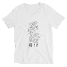 Load image into Gallery viewer, 'Spaceman' Unisex Tee - V-Neck
