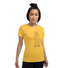 Load image into Gallery viewer, 'Spaceman' Women's Tee - Crew-Neck
