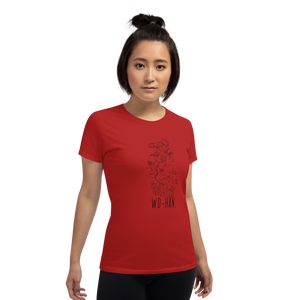 'Spaceman' Women's Tee - Crew-Neck