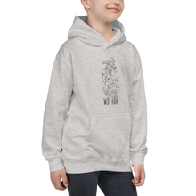 Load image into Gallery viewer, Kids Astronaut Hoodie