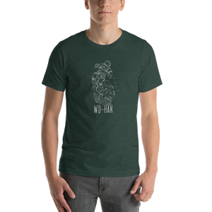 'Spaceman' Men's Tee - Crew-Neck