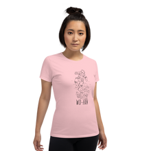 Load image into Gallery viewer, Women's Astronaut Tee - Short Sleeve Crew-Neck