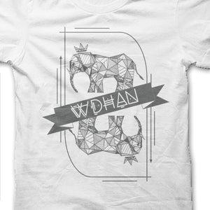 WD-HAN Elephant Playing Card Tee (Unisex)