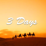 3 Days: Marrakech - Atlas Mountain - Sahara