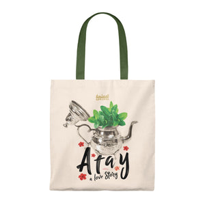 Atay, a Love Story - Tote Bag