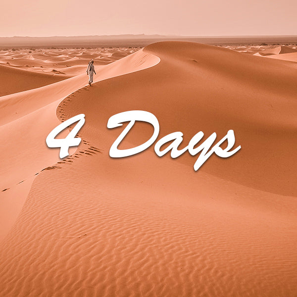 4 Days: Marrakech - Atlas Mountain -  Sahara