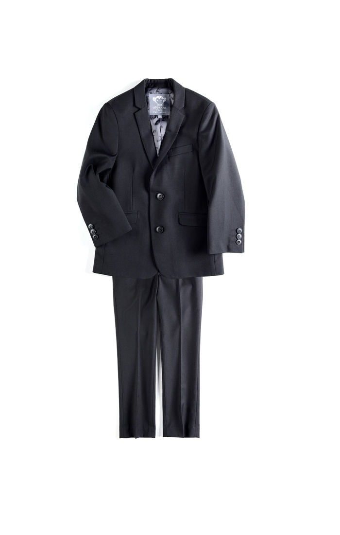 Appaman Black Suit