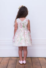 Load image into Gallery viewer, David Charles Floral Party Dress